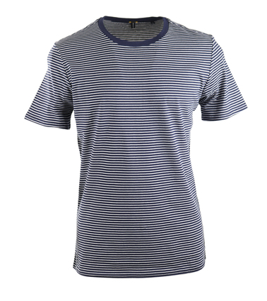 Marc O'Polo T-shirt Donkerblauwe Streep  online bestellen | Suitable