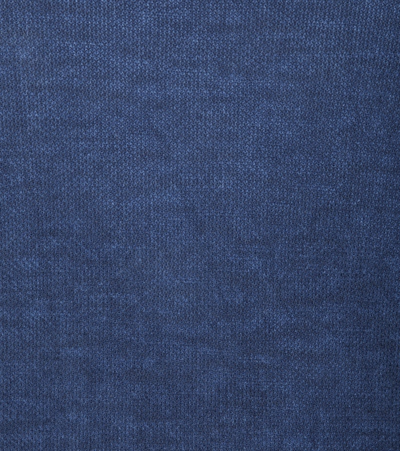 Marc O'Polo Trui Structured Donkerblauw foto 2