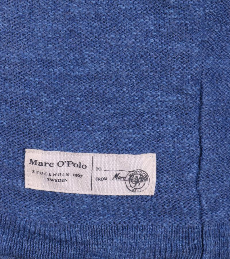 Marc O'Polo Trui V-Hals Blue