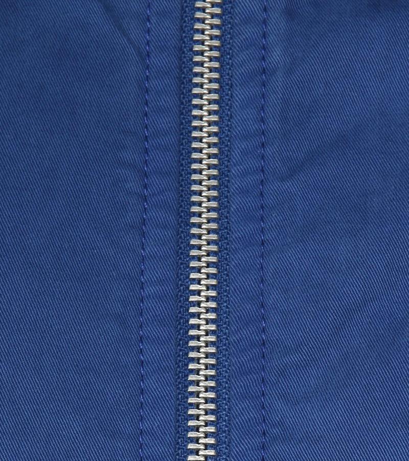 Marc O'Polo Überhemd Blau Foto 2