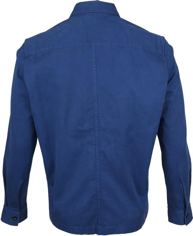 Marc O'Polo Überhemd Blau Foto 3