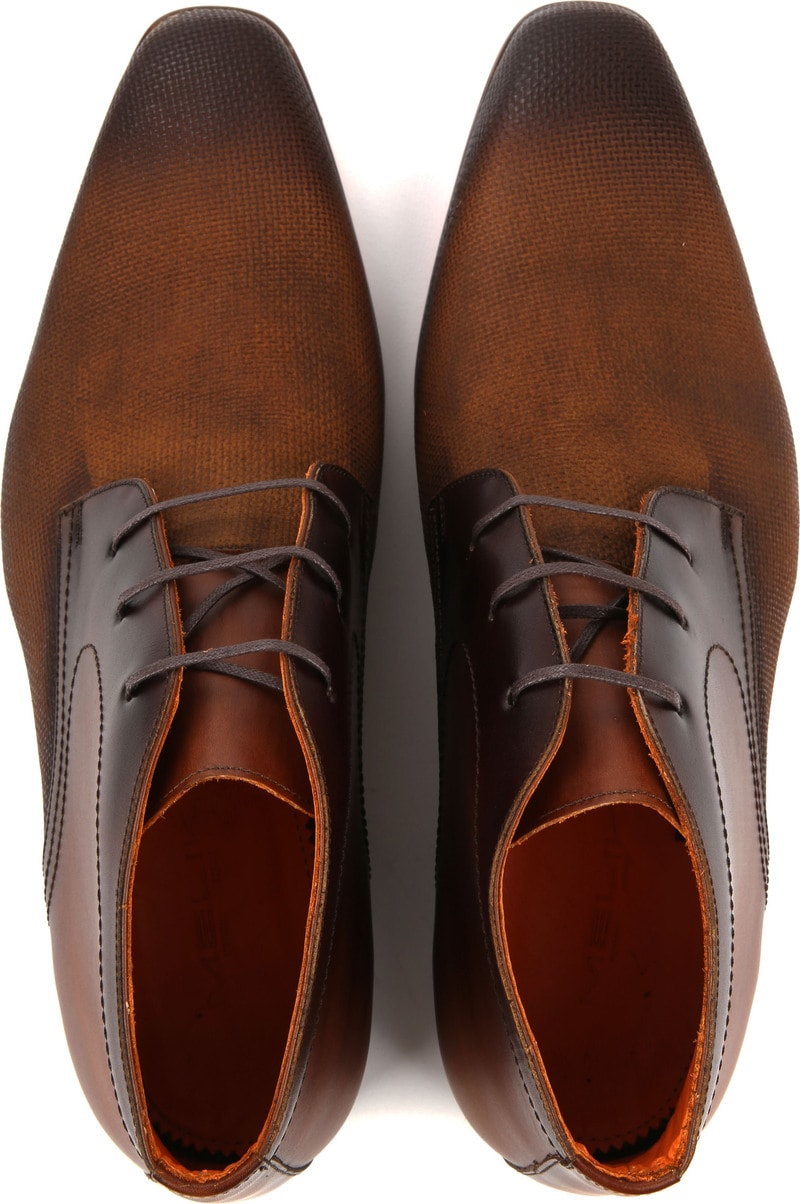 Melik Shoe Calabria Cognac photo 2