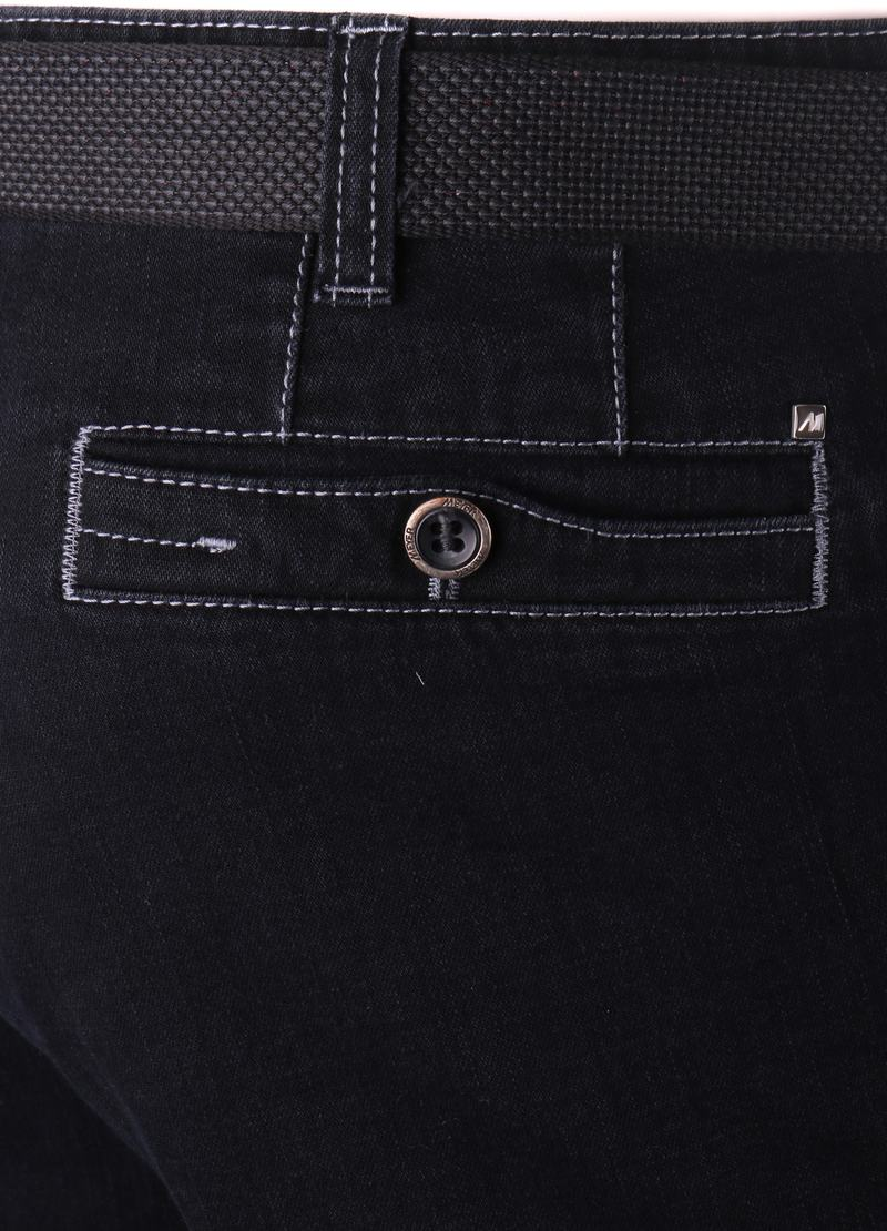 Meyer Jeans Diego Dark Blue photo 4