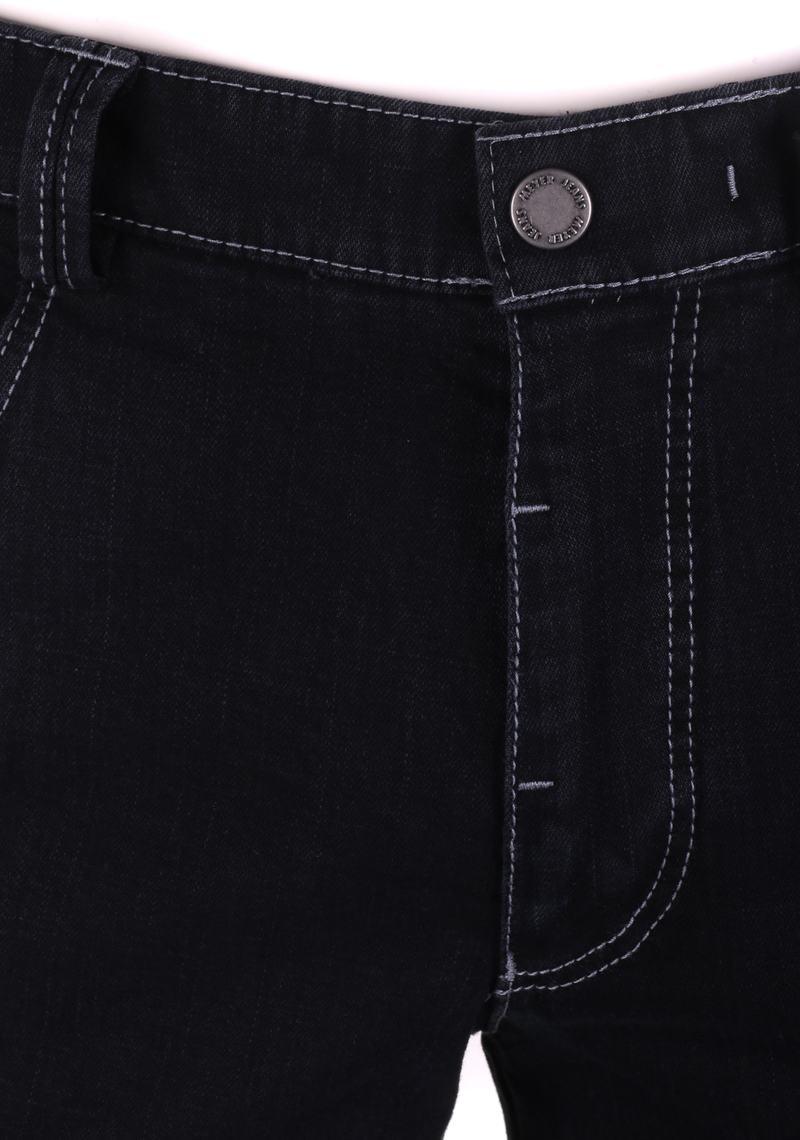 Meyer Jeans Diego Donkerblauw foto 3