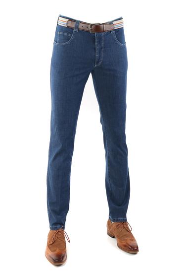 Meyer Jeans Dubai Blauw  online bestellen | Suitable