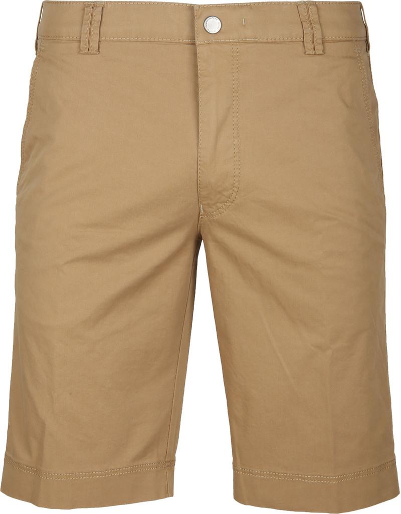 Meyer Palma Shorts Camel