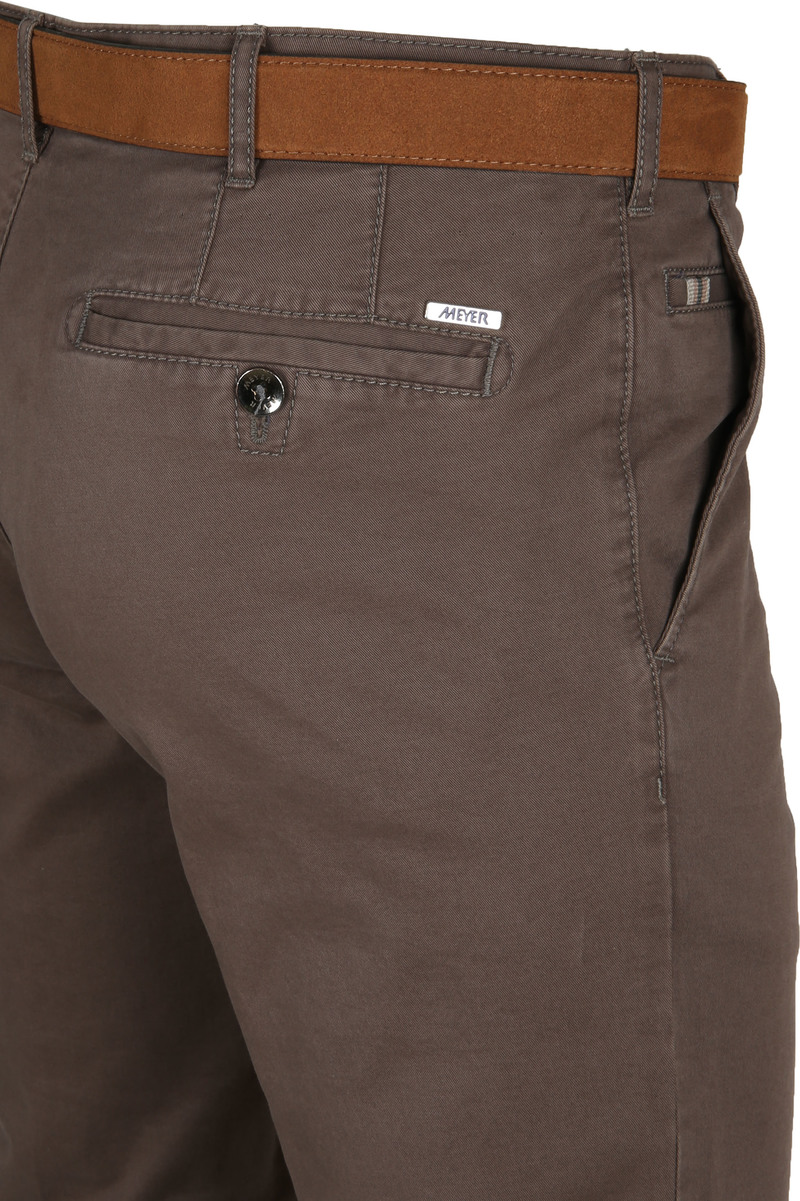 Meyer Pants Roma Brown