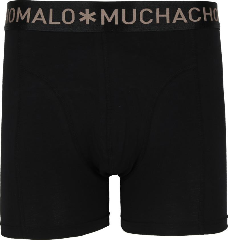 Muchachomalo Boxershort Gift Tube Zwart