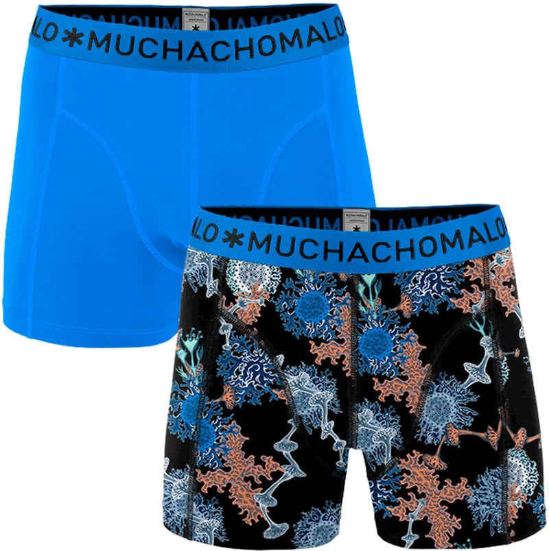 Muchachomalo Boxershorts 2-Pack Mold photo 0