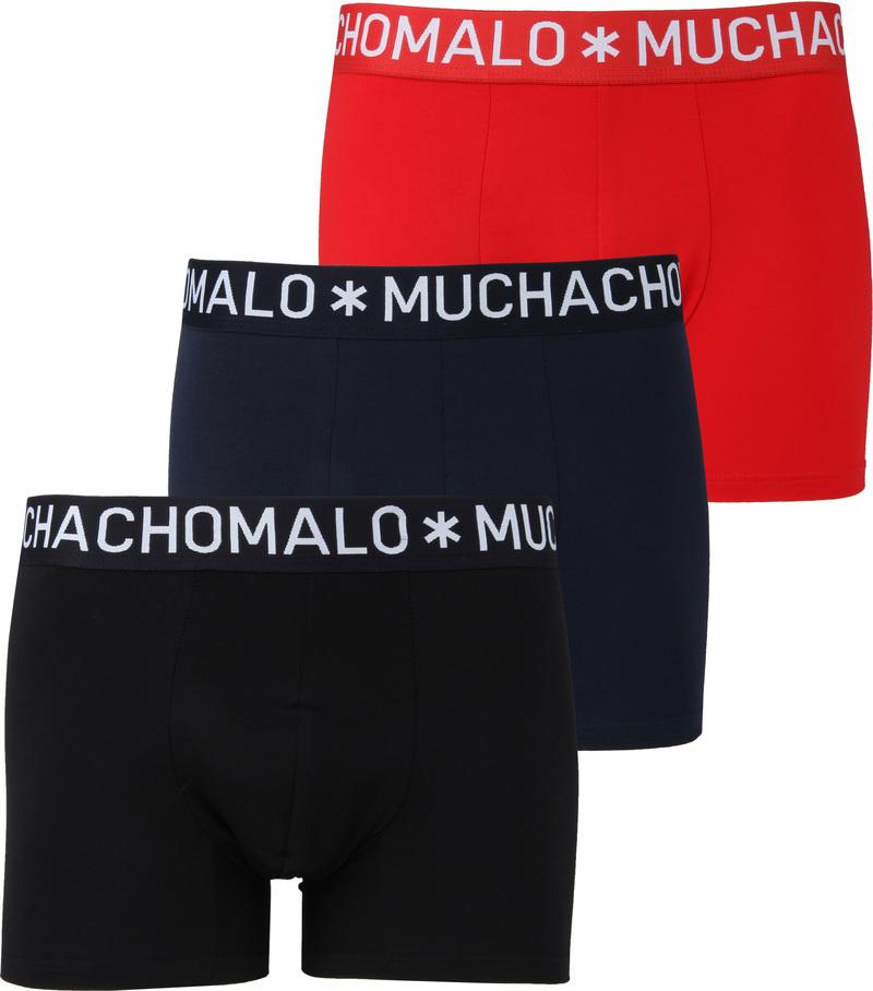 Muchachomalo Boxershorts 3-Pack 1322