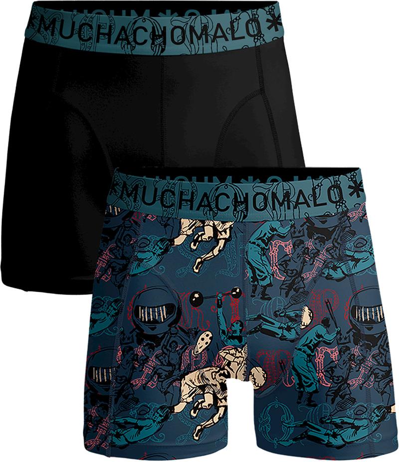 Muchachomalo Boxershorts Sports 2-Pack 98