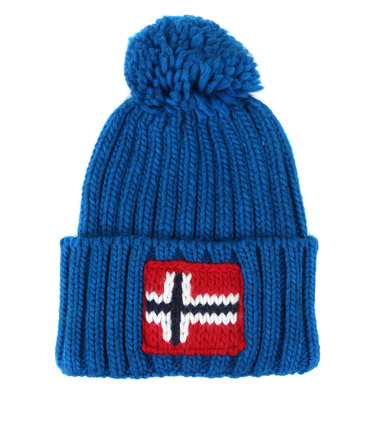 Napapijri Beanie Blau  online kaufen | Suitable