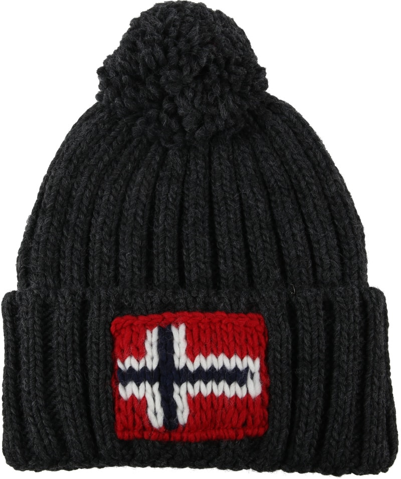 Napapijri Beanie Semiury Dark Grey photo 0