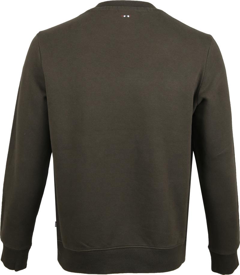 Napapijri Berber Sweater Dark Green photo 3