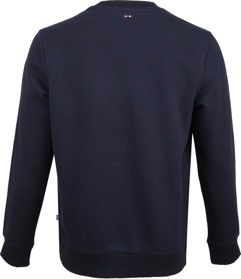 Napapijri Berber Sweater Dunkelblau Foto 3