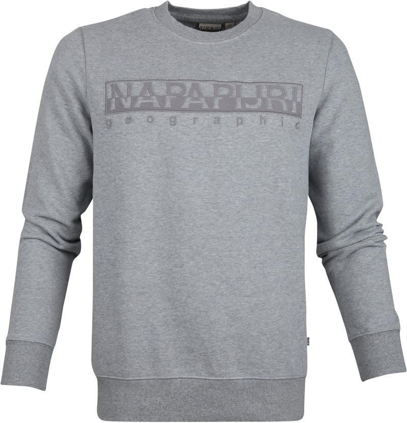 Napapijri Berber Sweater Grey photo 0