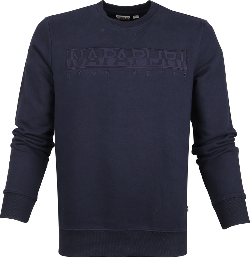 Napapijri Berber Sweater Navy photo 0
