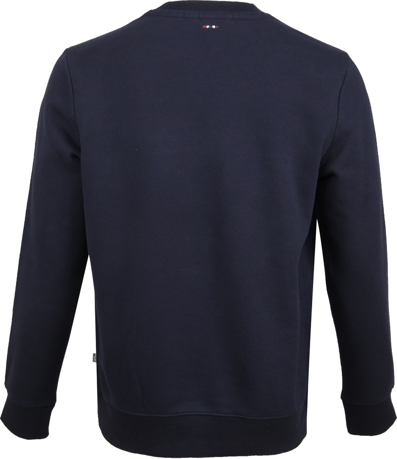 Napapijri Berber Sweater Navy photo 3