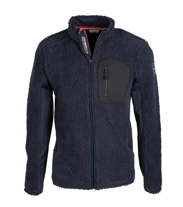 Napapijri Fleece Vest Navy  online bestellen | Suitable