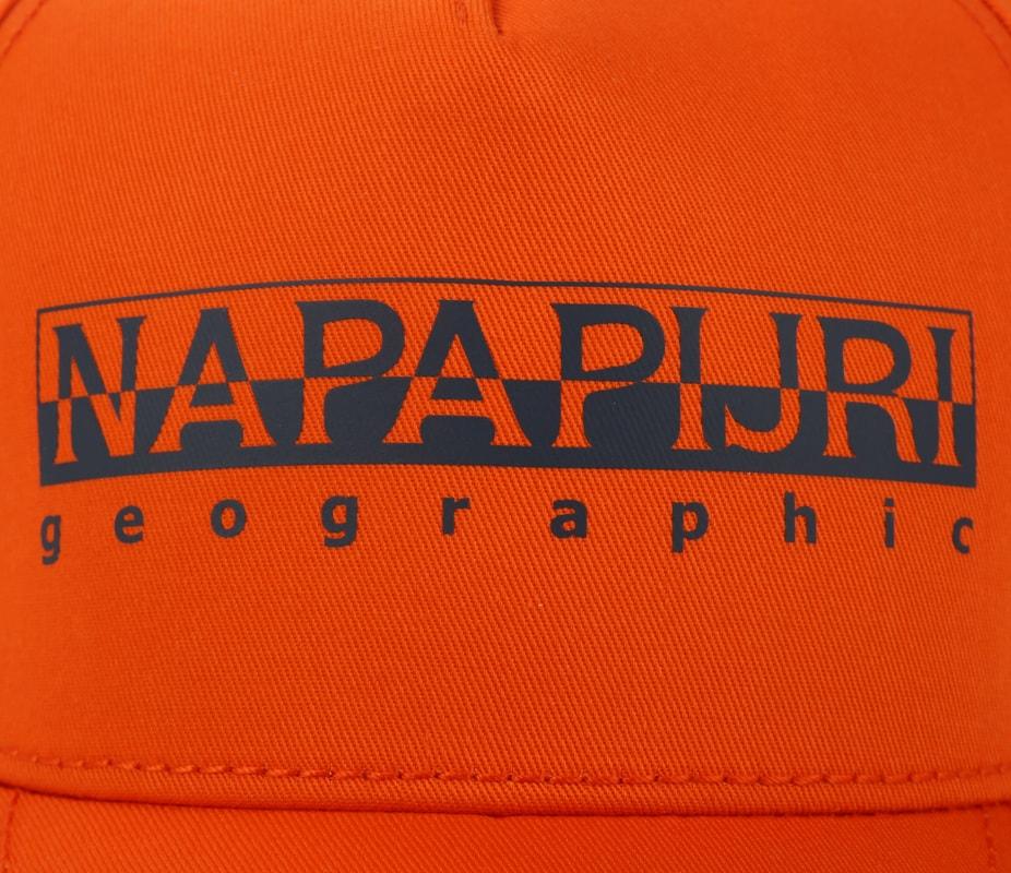 Napapijri Framing Kappe Orange Foto 1