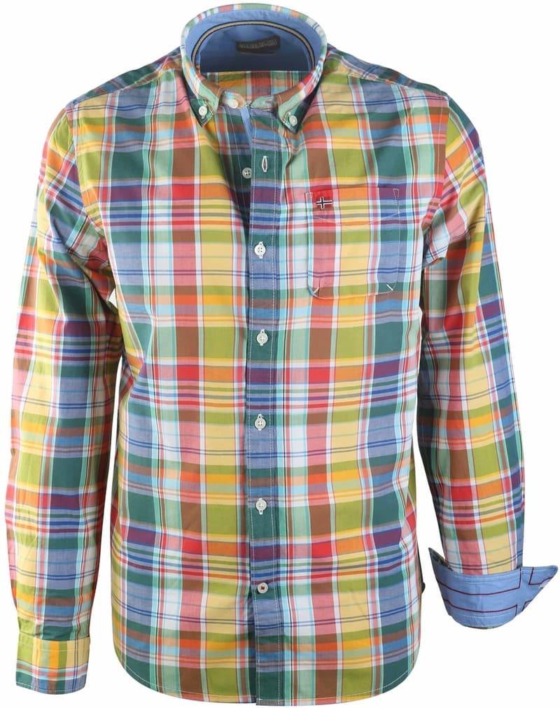 Napapijri Gatlin Overhemd  online bestellen | Suitable