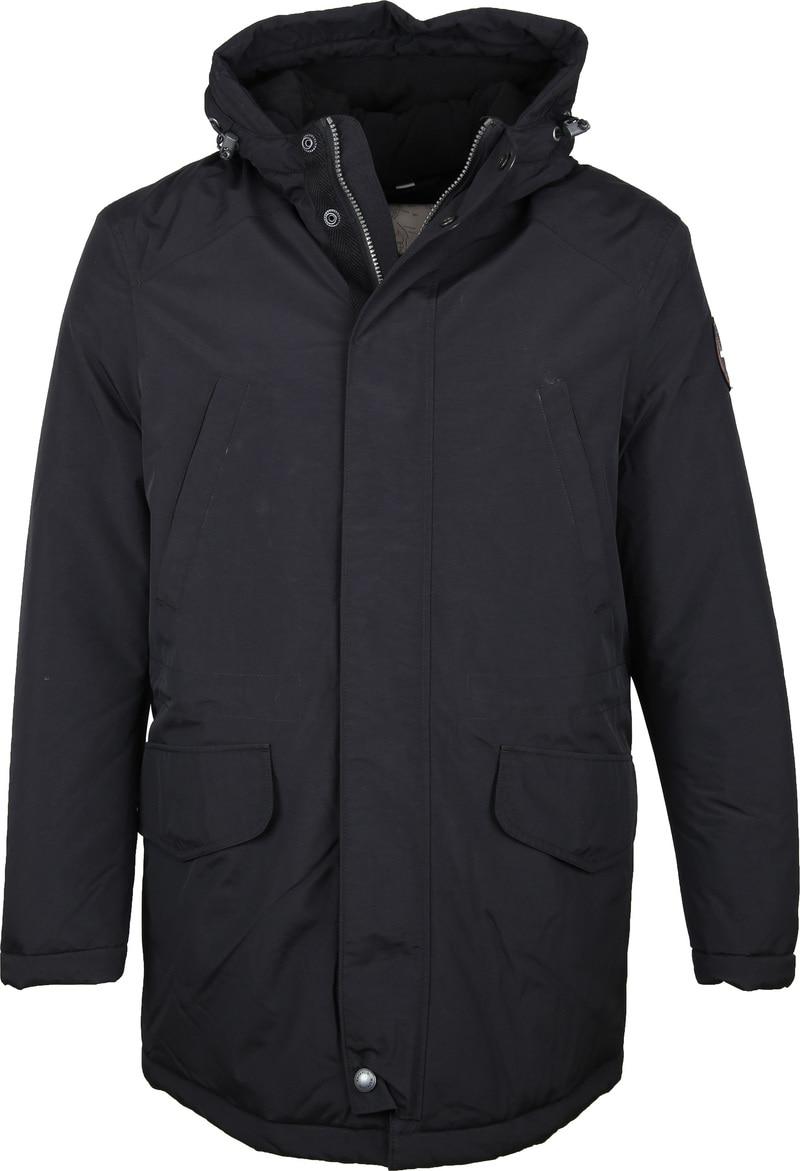 Napapijri Jacket Aberdar Black photo 0