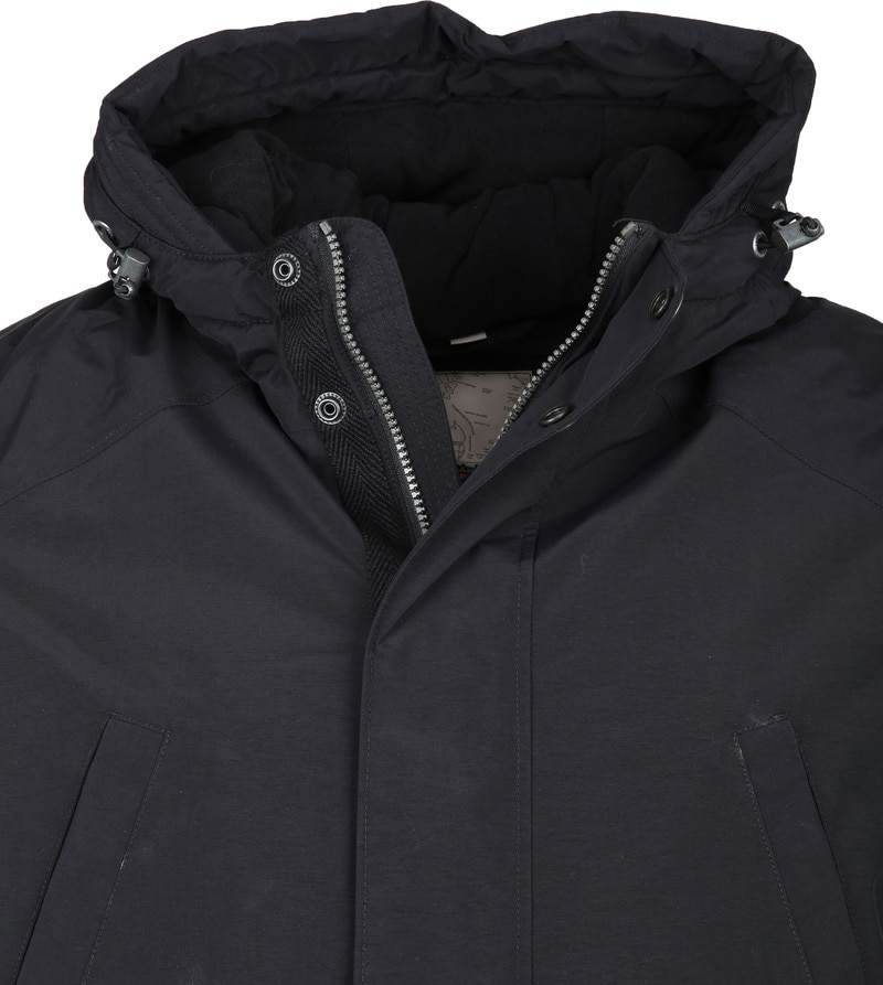 Napapijri Jacket Aberdar Black photo 1