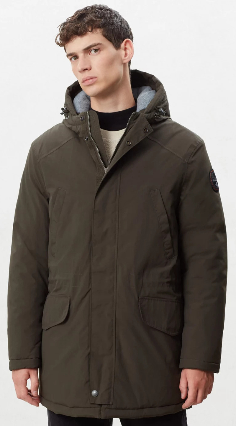Napapijri Jacket Aberdar Dark Green photo 7