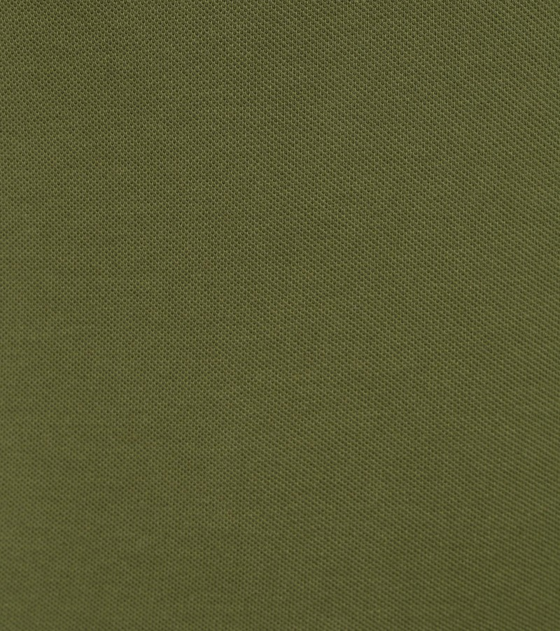 Napapijri Polo Eallar Donkergroen - Donkergroen maat 3XL