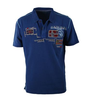 Napapijri Polo Eschol Blauw  online bestellen   Suitable
