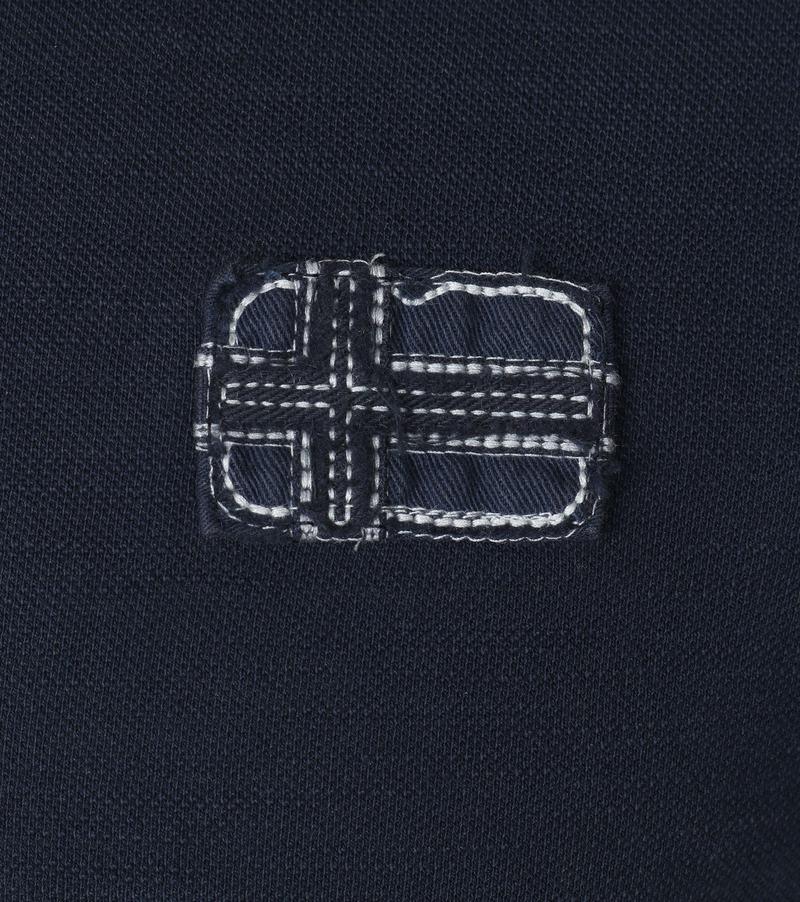 Detail Napapijri Polo Ever Navy