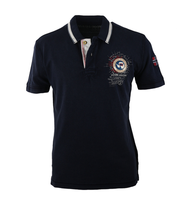 Napapijri Polo Gandy Donkerblauw  online bestellen | Suitable