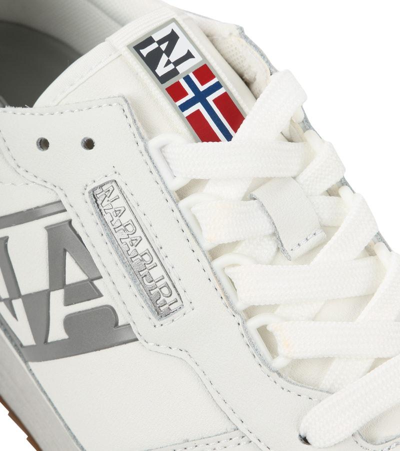 Napapijri Running Sneaker Wit foto 1