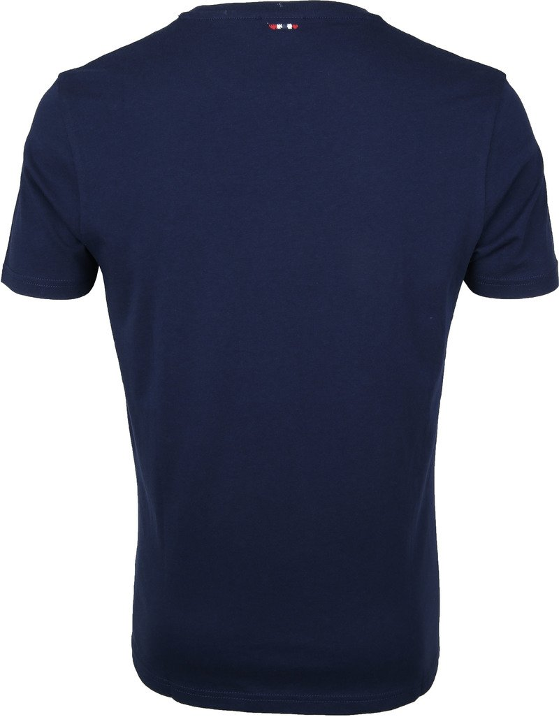 Napapijri Selios T-shirt Dunkelblau Foto 3