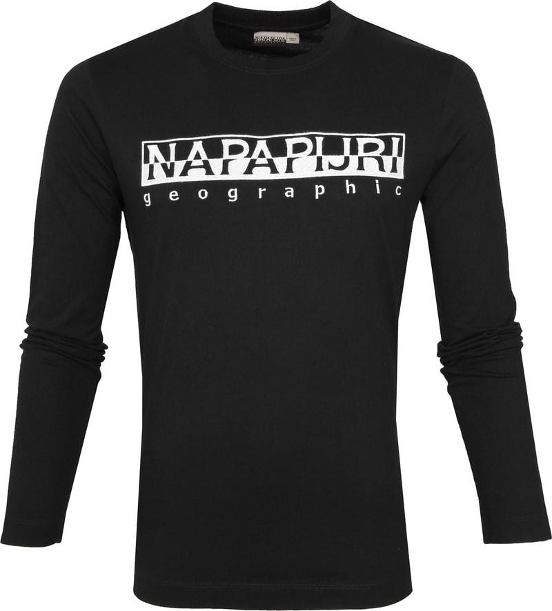 Napapijri Serber T-Shirt Black photo 0