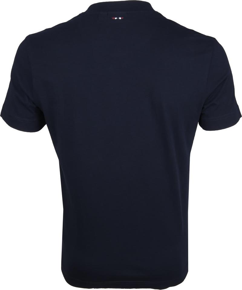 Napapijri Solanos T-shirt Dunkelblau Foto 2