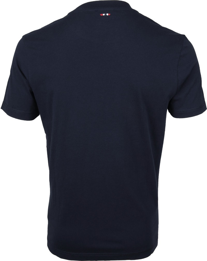 Napapijri Sovico T-shirt Dark Blue photo 1