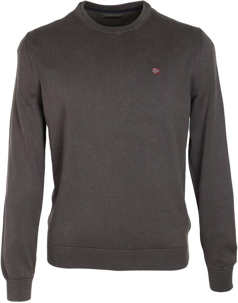 Napapijri Sweater Bruin  online bestellen | Suitable