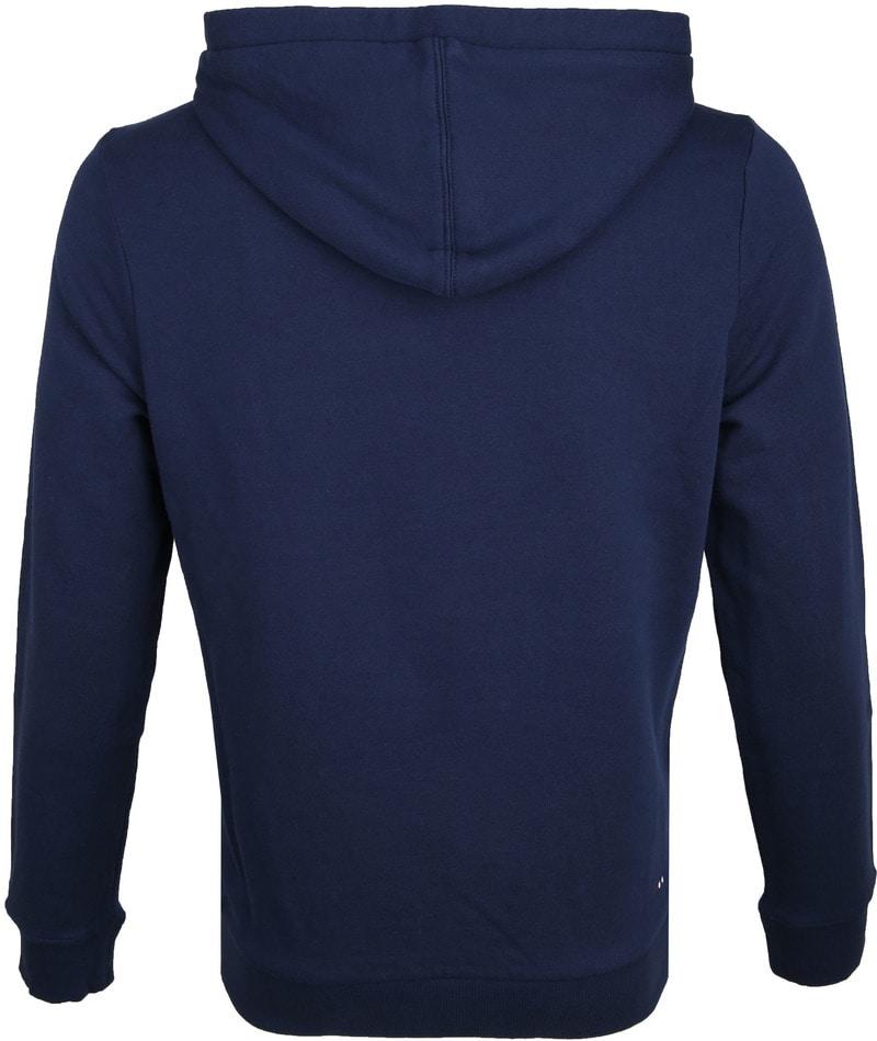 Napapijri Sweater Burgee Dark Blue photo 3