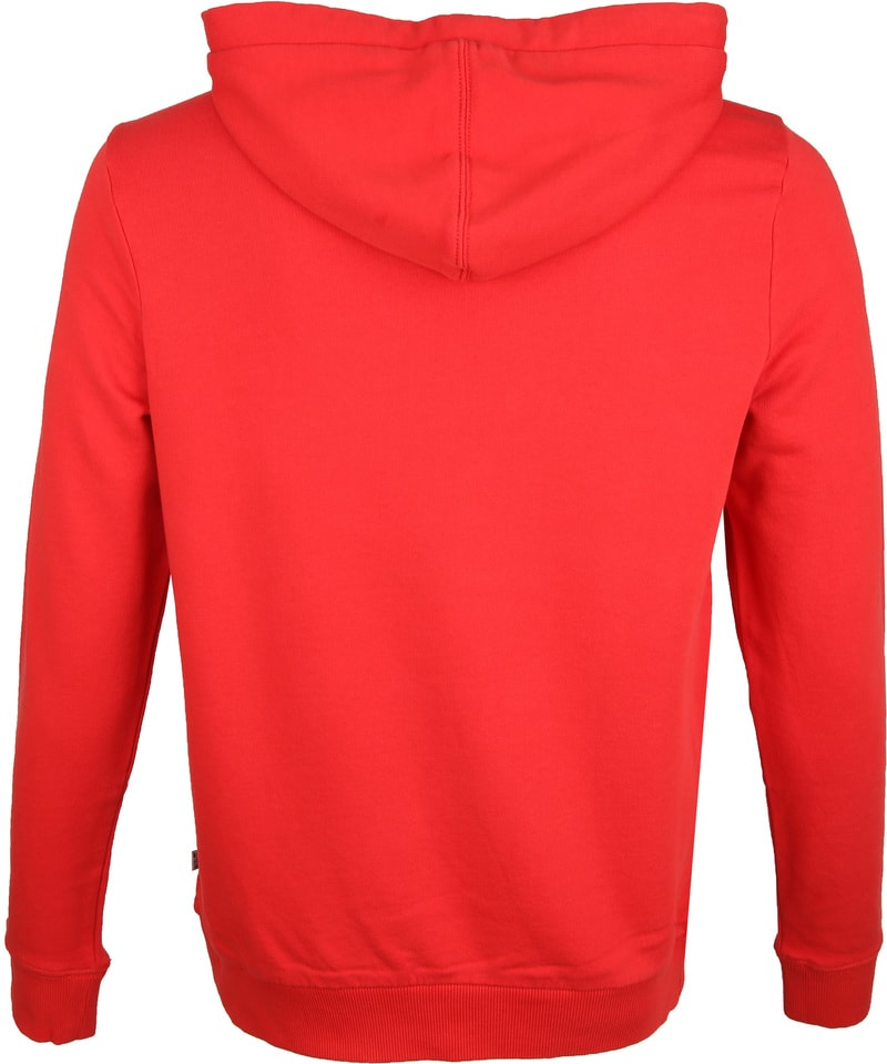 Napapijri Sweater Burgee Rood