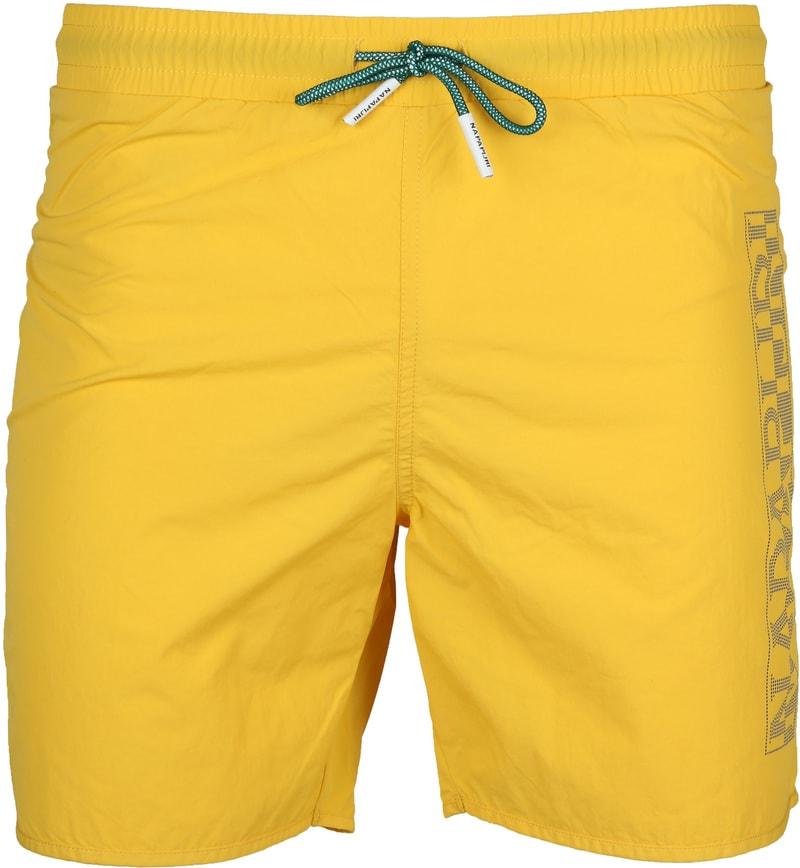 Napapijri Swimshorts Varco Yellow photo 0