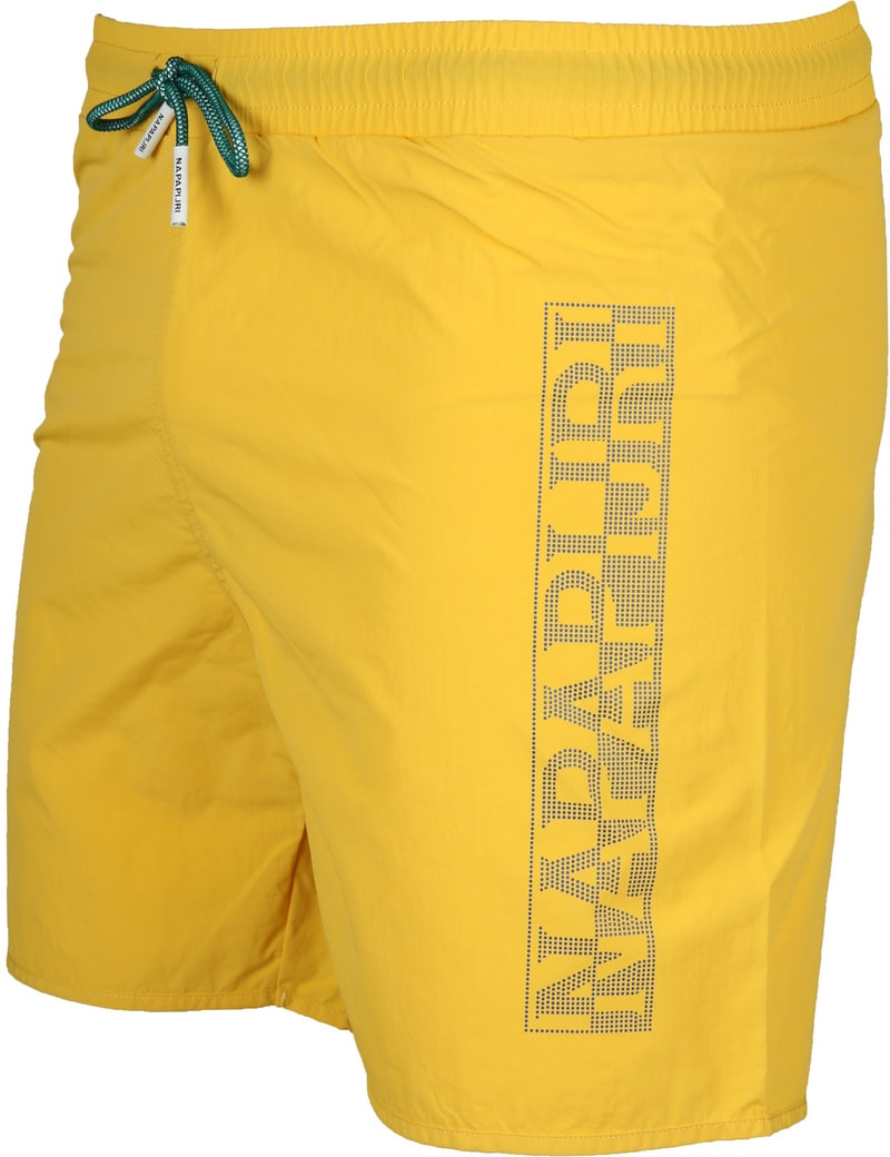 Napapijri Swimshorts Varco Yellow photo 1