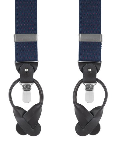Navy-Red Suspenders photo 0