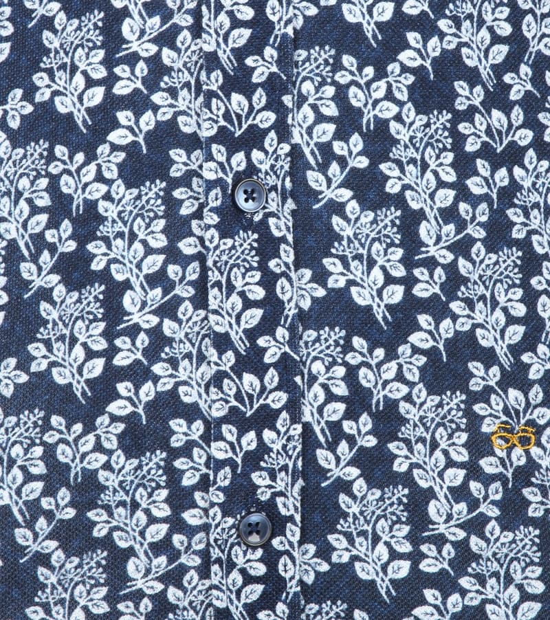 New In Town Casual Shirt Navy photo 2