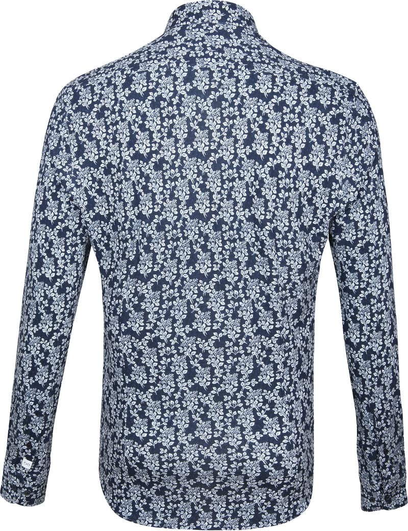 New In Town Casual Shirt Navy photo 3