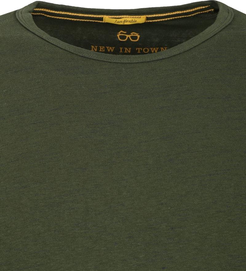 New In Town Longsleeve T-Shirt Green photo 1