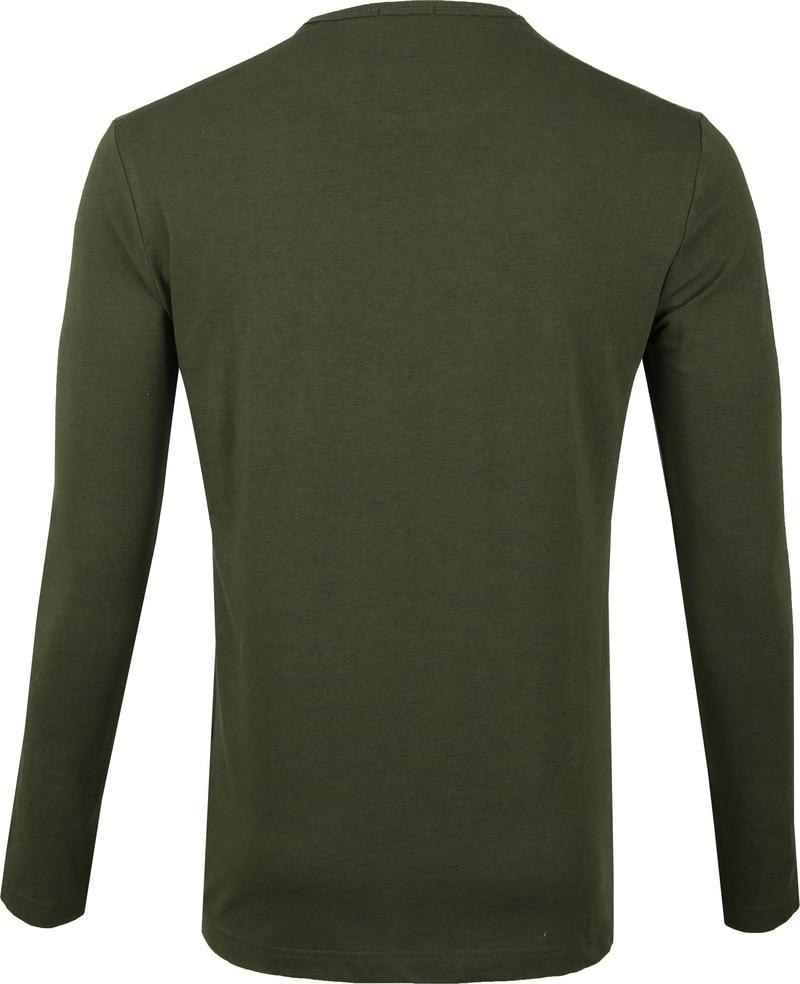 New In Town Longsleeve T-Shirt Green photo 3
