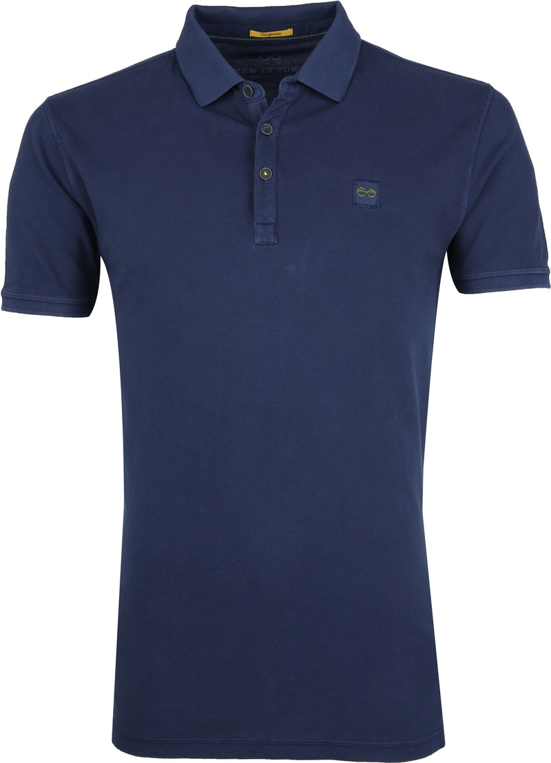 New In Town Polo Navy foto 0