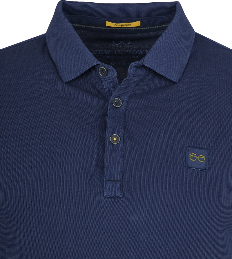 New In Town Polo Navy foto 1