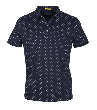 New In Town Polo Navy Tekst  online bestellen | Suitable